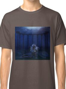 Woman under water 4 Classic T-Shirt