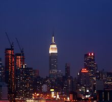 New Yorker by pmarella