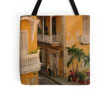 Colonial Style Tote Bag