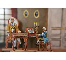 Mozart at the Court in Vienna Photographic Print