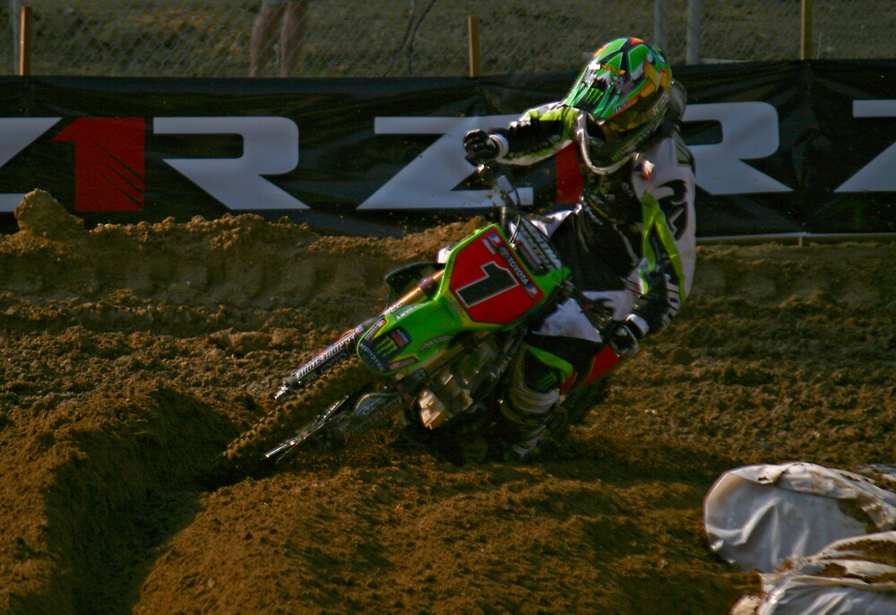 Budds Creek Pro MX National Series - Ryan Villopoto by Terri Waughtel