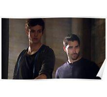 The Pack [Derek & Isaac] Poster