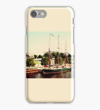 S/V Denis Sullivan - Bay City - 2010 iPhone Case/Skin