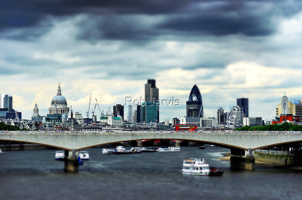 London, © Rob Jarvis by Rob Jarvis