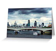 London, © Rob Jarvis Greeting Card
