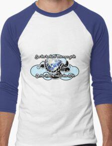 Turtle Beam Rhyme 2 Men's Baseball ¾ T-Shirt