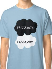 Fassavoy - TFIOS Classic T-Shirt