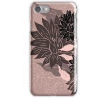 Colorful Flower Ornament 4 iPhone Case/Skin
