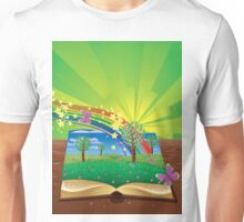 Magic book Unisex T-Shirt