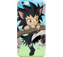 Hang in there Gajeel iPhone Case/Skin
