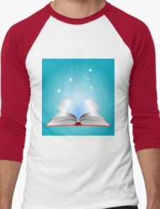 Opened book with particles T-Shirt