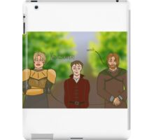 Been a Long Day iPad Case/Skin