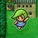 Rydia Child 1991 by likelikes