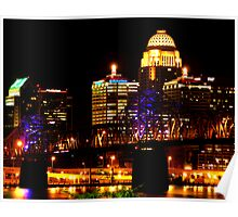 Bridge to Louisville Poster