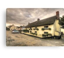 Drewe Arms  Canvas Print