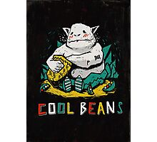 Cool Beans! Photographic Print