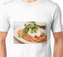 Caprese Salad Unisex T-Shirt