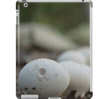 60's sci-fi housing for Smurfs iPad Case/Skin