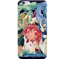 Magic Knight Rayearth Version 2 iPhone Case/Skin