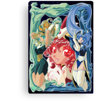 Magic Knight Rayearth Version 2 Canvas Print
