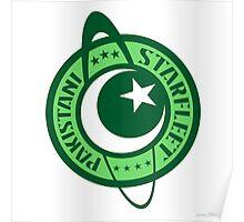 YOUR PAKISTANI STARFLEET Poster