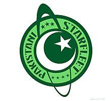 YOUR PAKISTANI STARFLEET Photographic Print