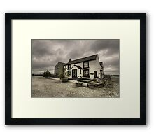 The Jug and Glass Framed Print