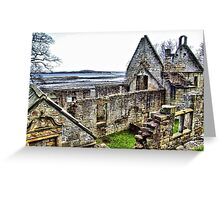 st bridgets kirk  Greeting Card