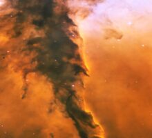 Eagle Nebula One Sticker