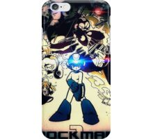 rockman 1 iPhone Case/Skin