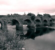 Old Bridge Newtonstewart County Tyrone Ireland by mikequigley