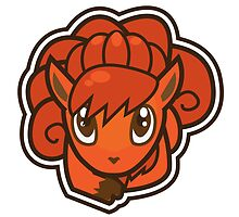 Vulpix by gizorge