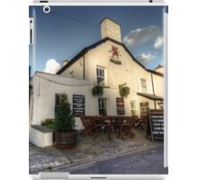 Harbour Inn at Solva iPad Case/Skin
