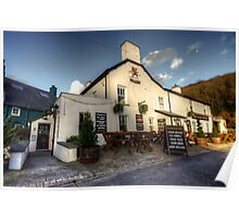 Harbour Inn at Solva Poster