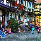 Street life Germany  by scotts03