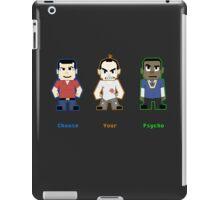 Choose Your Psycho iPad Case/Skin