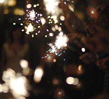 Sparkle lit path by hettie