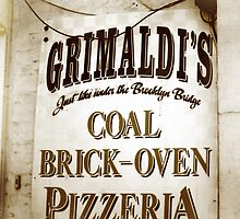 Grimaldi's Pizzeria by infiniteartfoto