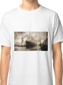 Titanic the Ship of Dreams Classic T-Shirt