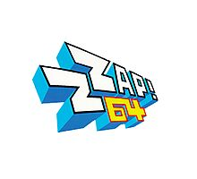 ZZap64 Photographic Print
