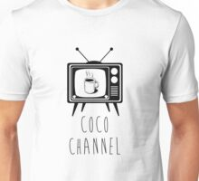 Coco Channel Unisex T-Shirt