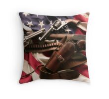 How the West was Won... Throw Pillow
