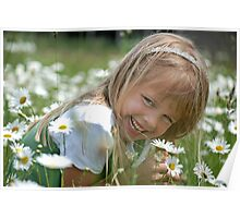 Little Miss Daisy Poster