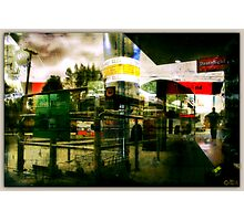strathfield car radio Photographic Print
