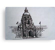 Pasadena Capital Canvas Print