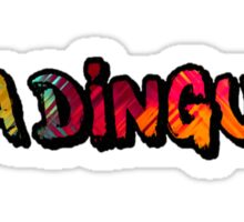 Ya Dingus Citron Variant by SmashBam Sticker