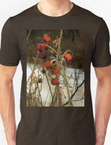 Winter Road – Williamstown Unisex T-Shirt