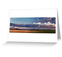 Warrumbungles NP Greeting Card