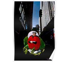 Mr. Salad  Poster