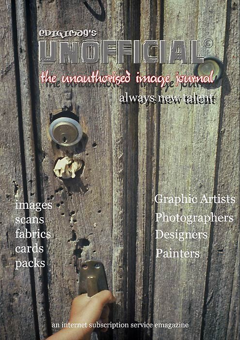 The Original UNOFFICIAL© Cover by Paul Lindenberg